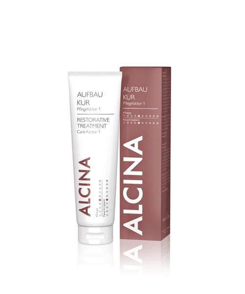 Alcina-Haircare Herstelkuur met verzorgingsfactor 1