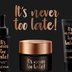 Alcina It´s Never Too Late