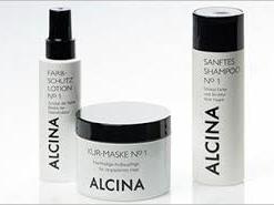 Alcina Haircare No.1