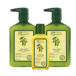 Chi Olive Organics Lijn